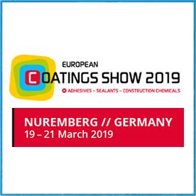 coatings show 2019