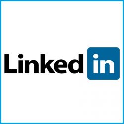 linkedin edit blue box