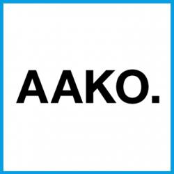 Aako - square -blue
